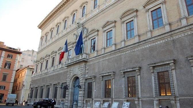Palacio Farnese - Roma