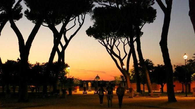 Parco Savello | Giardino degli Aranci | El Jardín de los Naranjos