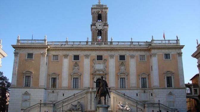 Plaza de Campidoglio | Roma