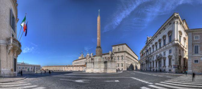 Plaza del Quirinale | Roma