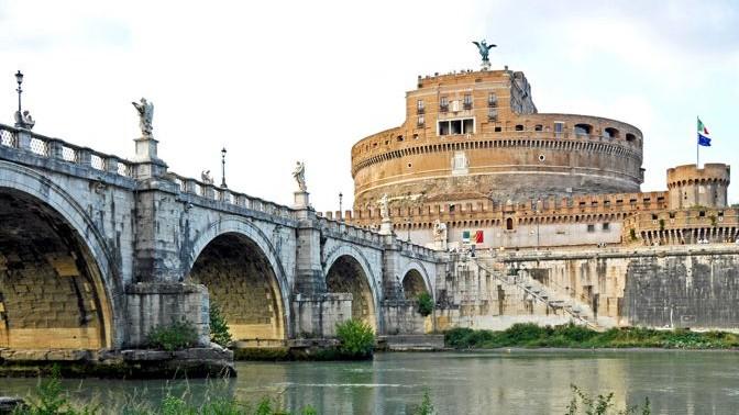 Puente de Sant´Angelo | Roma