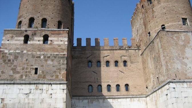 Puerta de San Sebastián | Museo de las Murallas | Roma