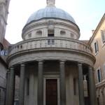 San Pedro en Montorio y Tempietto di Bramante