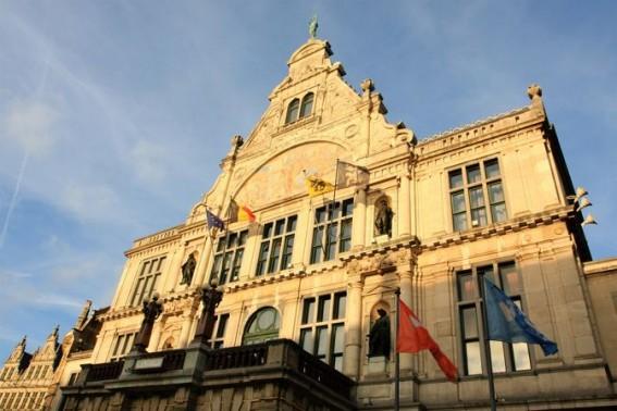 Teatro Real Neerlandés de Gante