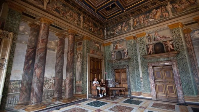 Villa Farnesina | Roma | La Guía de Viaje