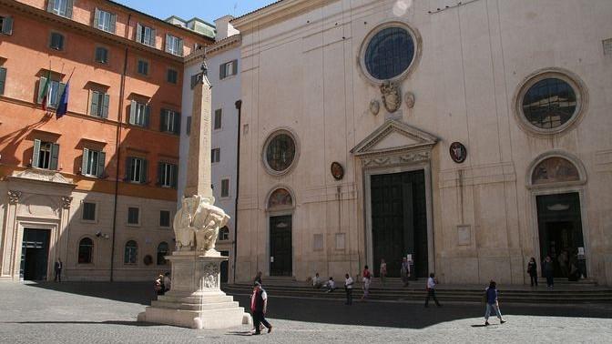 Basílica de Santa María Sopra Minerva | Roma