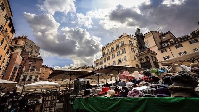 Campo dei Fiori | Roma