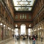 De compras por Roma