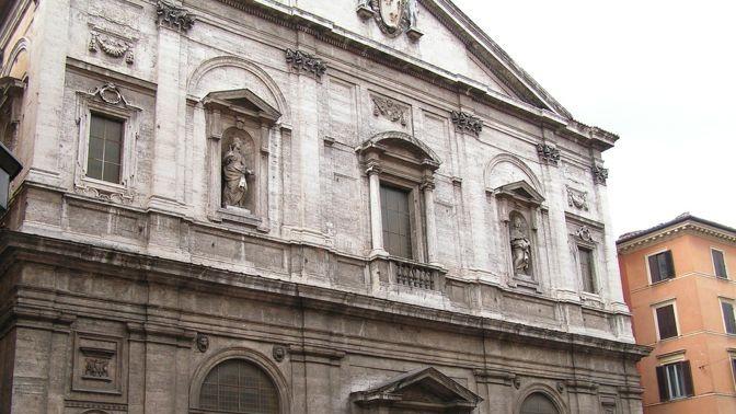 Iglesia de San Luis de los Franceses | Roma