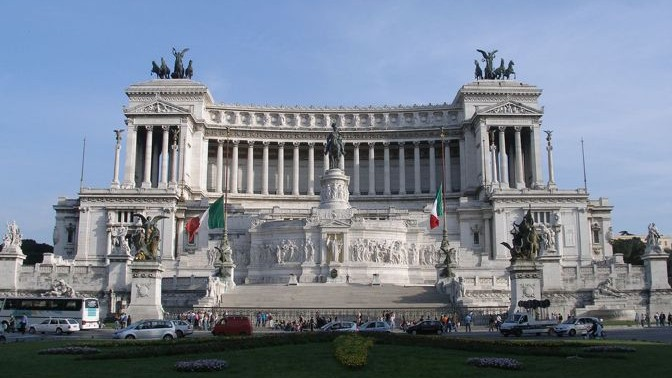 Monumento a Victor Manuel II - Roma