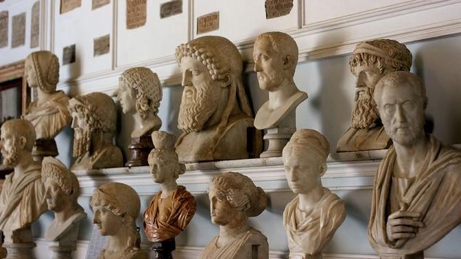 Museos Capitolinos Roma