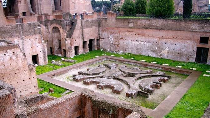 Palatino - Roma