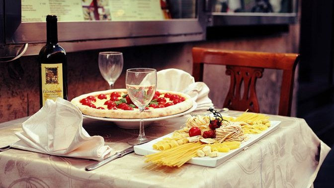 Qué comer y dónde comer en Roma