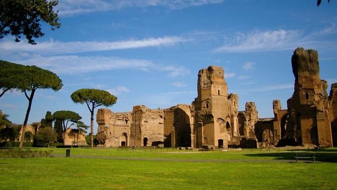 Termas de Caracalla - Roma