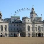 Horse Guards Parade | Cambio de guardia a caballo