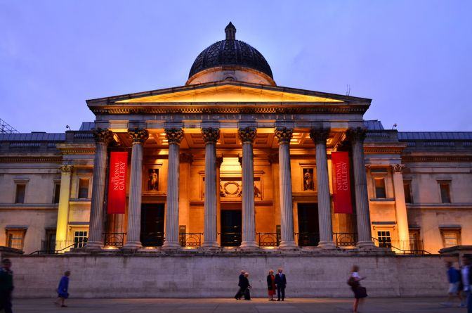 National Gallery | Galeria Nacional de Londres