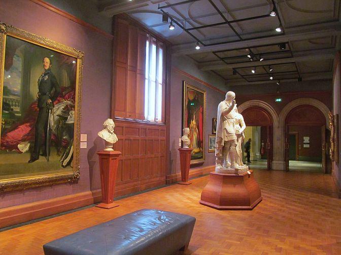 National Portrait Gallery de Londres