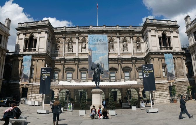 The Royal Academy of Arts - Londres