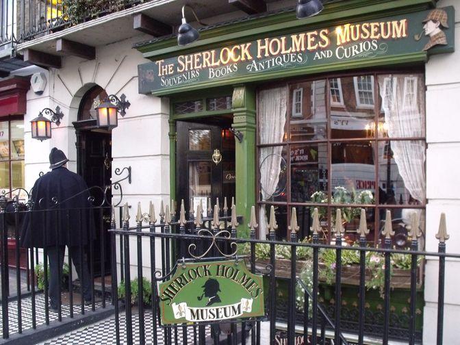 The Sherlock Holmes Museum | Museo de Sherlock Holmes en Londres
