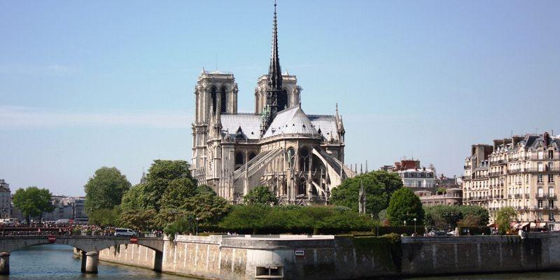 Île de la Cité en París