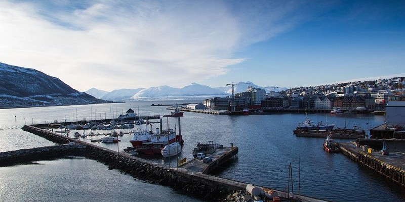 Cómo llegar a Tromso
