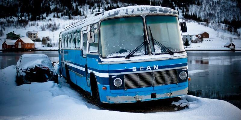 Cómo moverse en Tromso