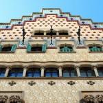 La Casa Amatller de Barcelona