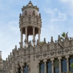 La Casa Lleó i Morera en Barcelona