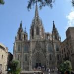 La Catedral de Santa Eulalia de Barcelona