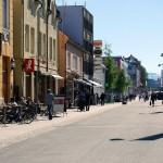 De compras por Tromso