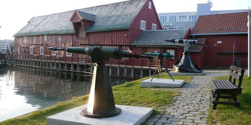 El Museo Polar de Tromso