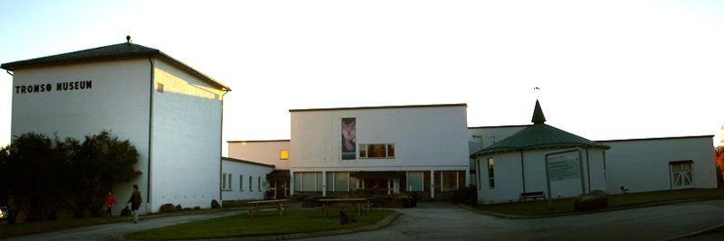 El Museo Universitario de Tromso