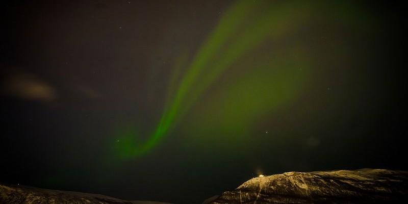 El espectáculo de la Aurora Boreal en Tromso