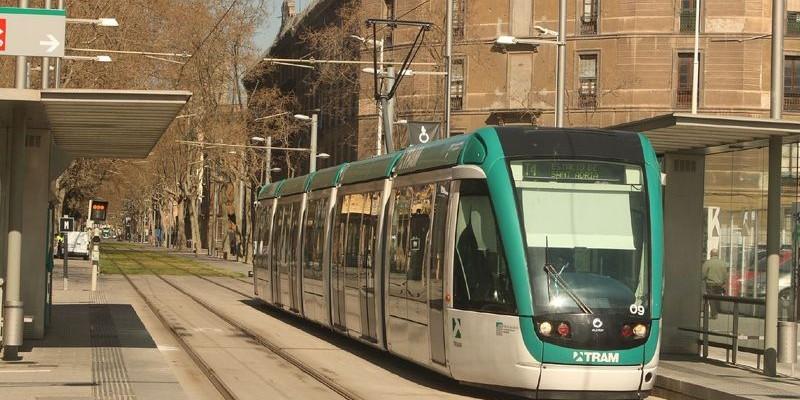 El transporte en Barcelona