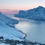 La localidad de Ersfjordbotn