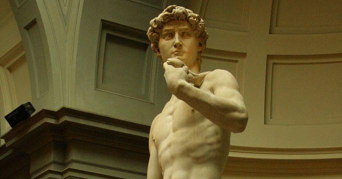 Galería de la Academia - Florencia