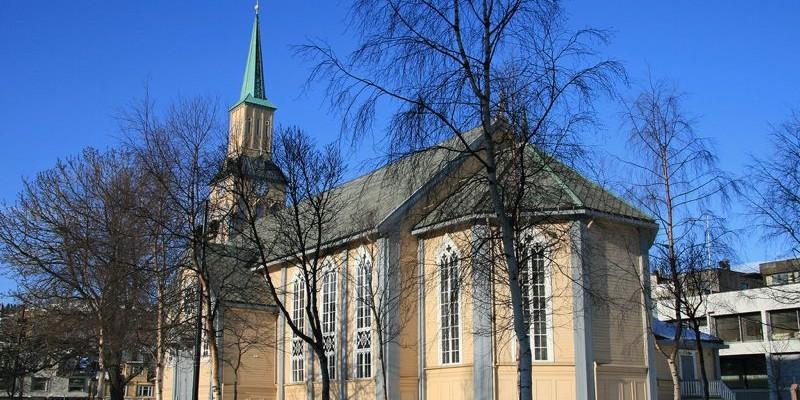 La Catedral de Tromso