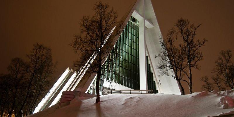 La Catedral del Ártico