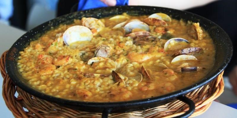 La Gastronomía en Barcelona