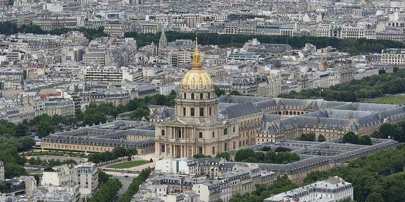 Les invalides - París