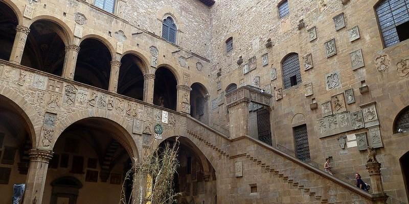 Museo Nacional del Bargello en Florencia