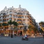 El Paseo de Gracia de Barcelona