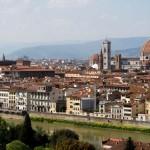 Ver amanecer en Piazzale Michelangelo