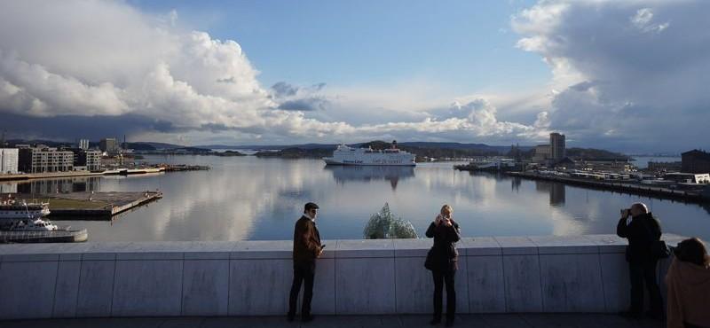 Plano de Oslo - Mapa turístico de Oslo