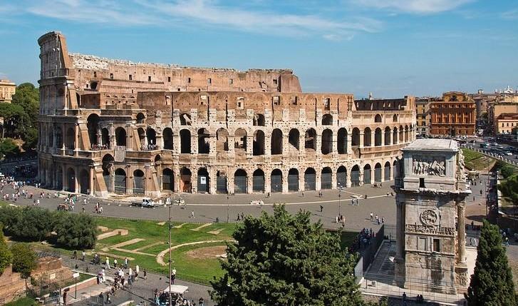 Plano de Roma - Mapa turístico de Roma