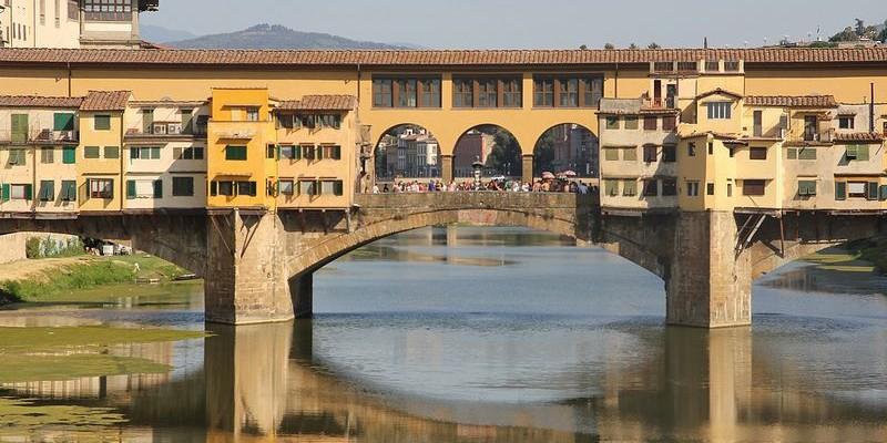 Ponte Vecchio - Corredor Vasariano - Florencia