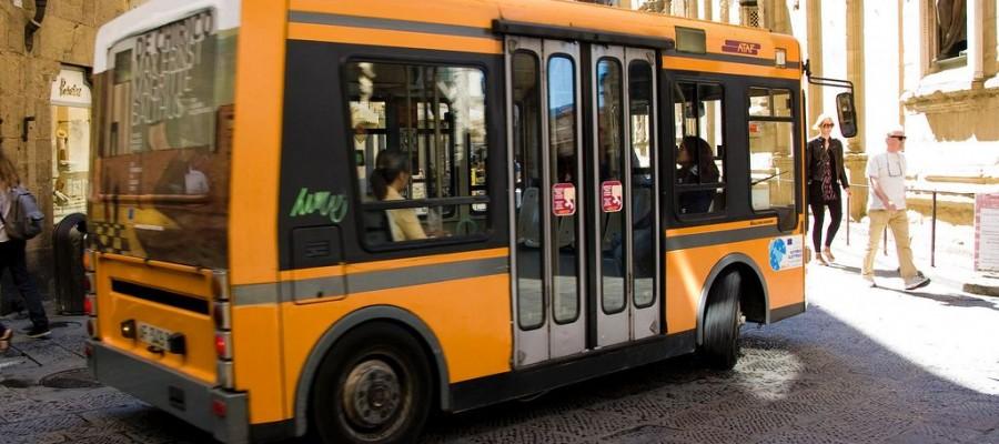 Transporte en Florencia