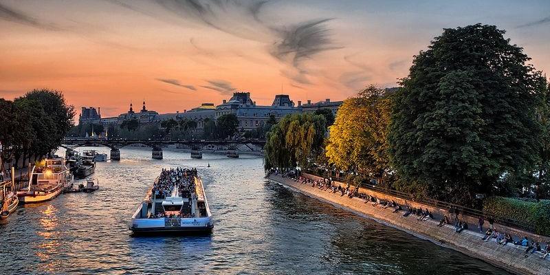 Un paseo por el Sena - Puentes de París