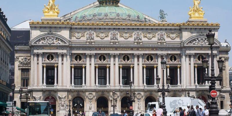 opera garnier en París
