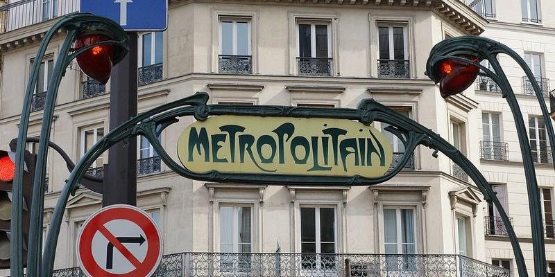 Transporte en París